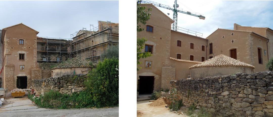Restauración patrimonio en la Safor