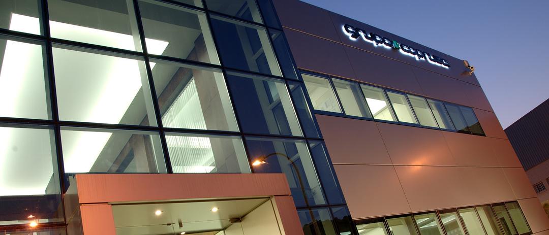 Oficinas centrales COPRUSA Ingeniería y Construcción