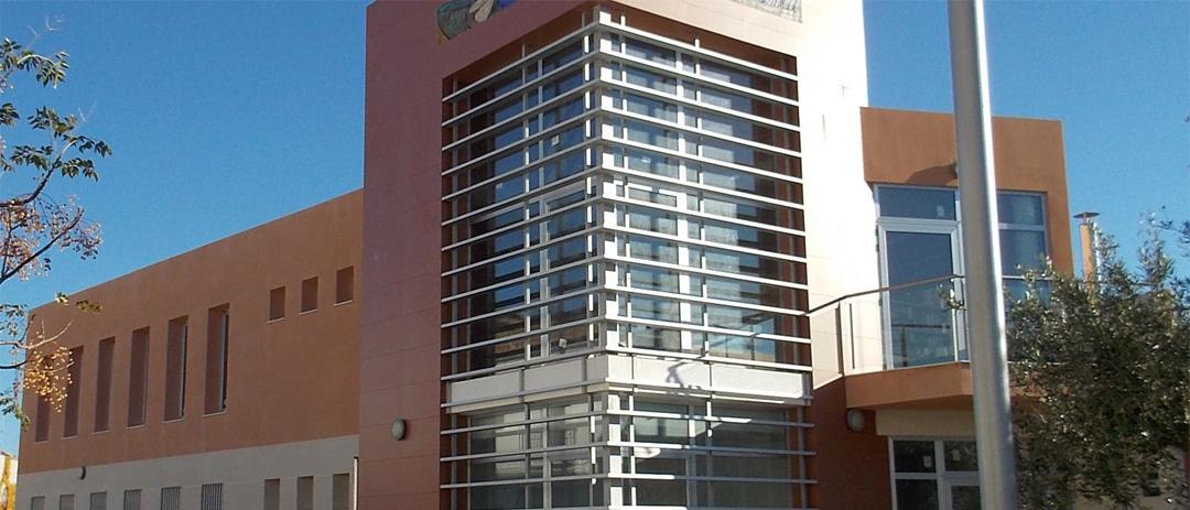 Centre formació Santa Anna en Gandia construido por COPRUSA Ingeniería y Construcción SLU