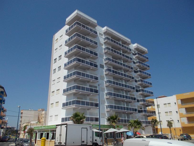 Rehabilitación de fachadas en Gandia y la Safor. COPRUSA IC